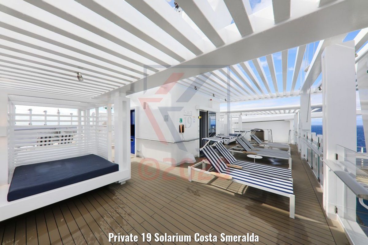 Private 19 Solarium Costa Smeralda