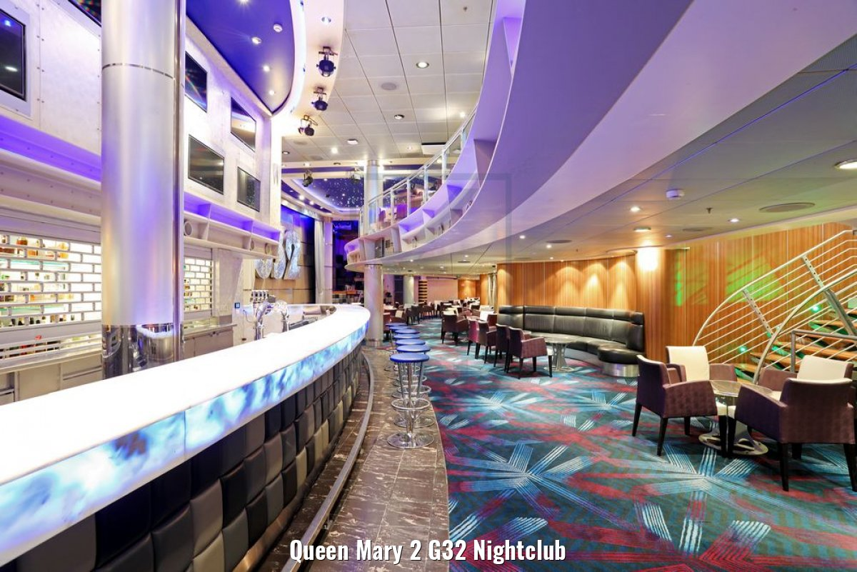 Queen Mary 2 G32 Nightclub