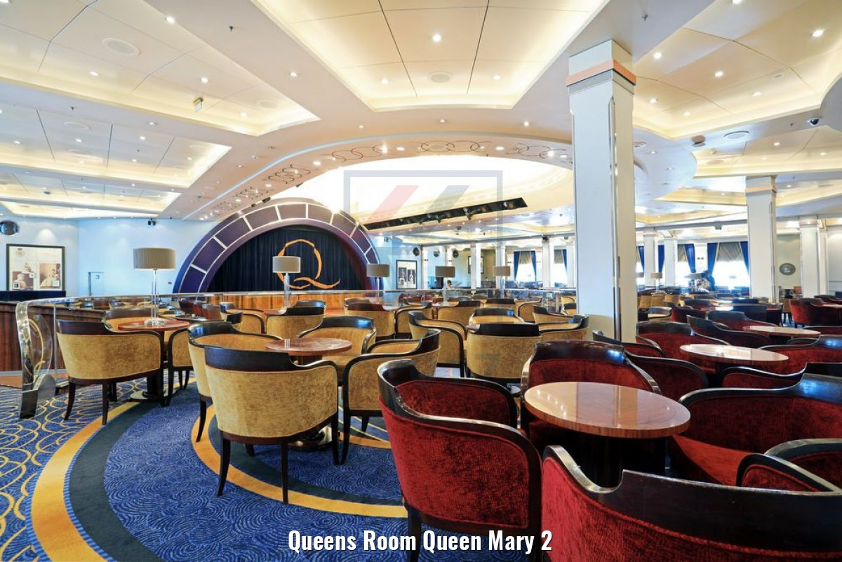 Queens Room Queen Mary 2