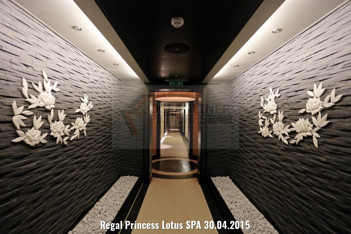 Regal Princess Lotus SPA 30.04.2015