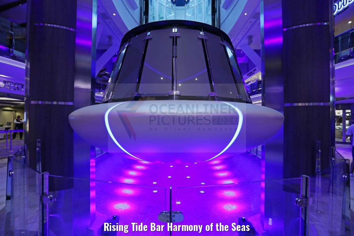 Rising Tide Bar Harmony of the Seas