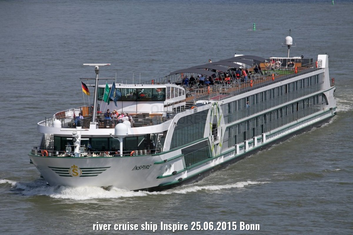river cruise ship Inspire 25.06.2015 Bonn