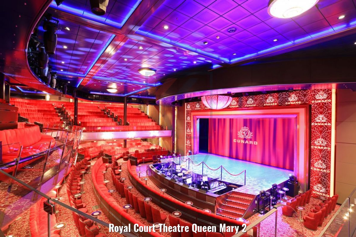 Royal Court Theatre Queen Mary 2