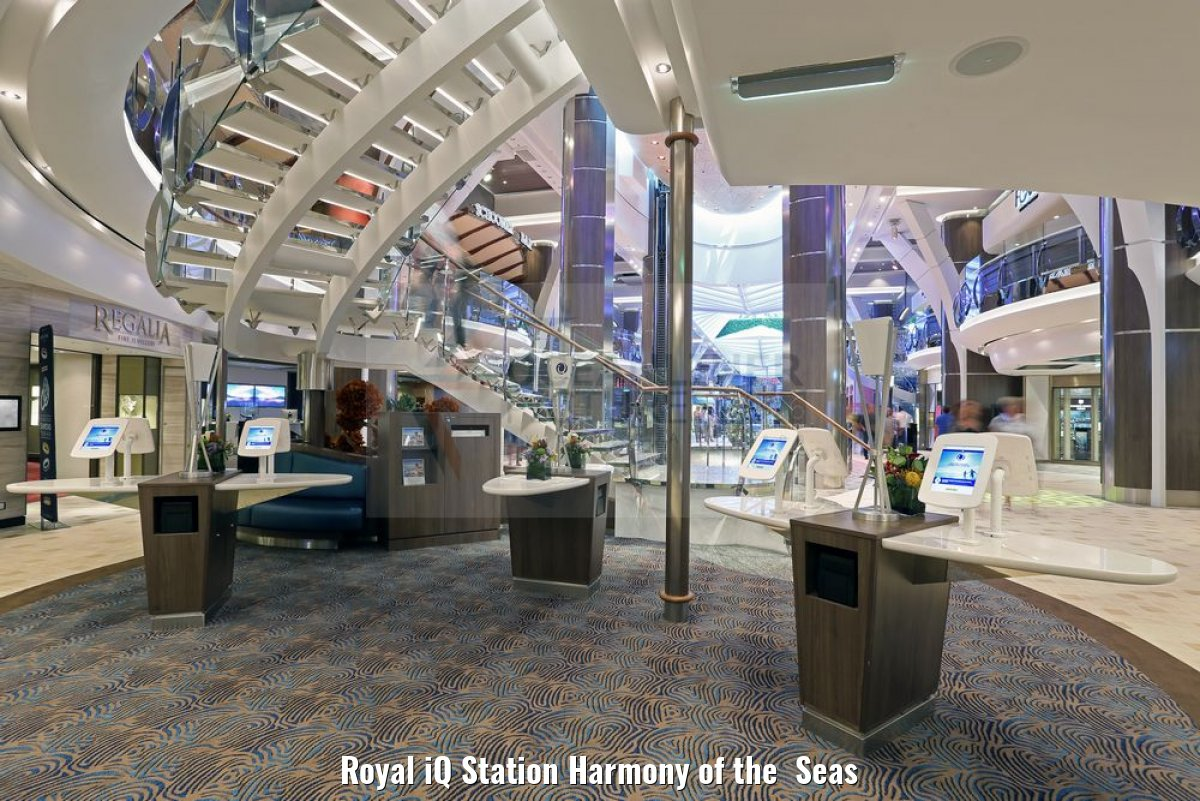 Royal iQ Station Harmony of the Seas