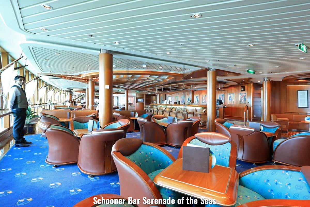 Schooner Bar Serenade of the Seas