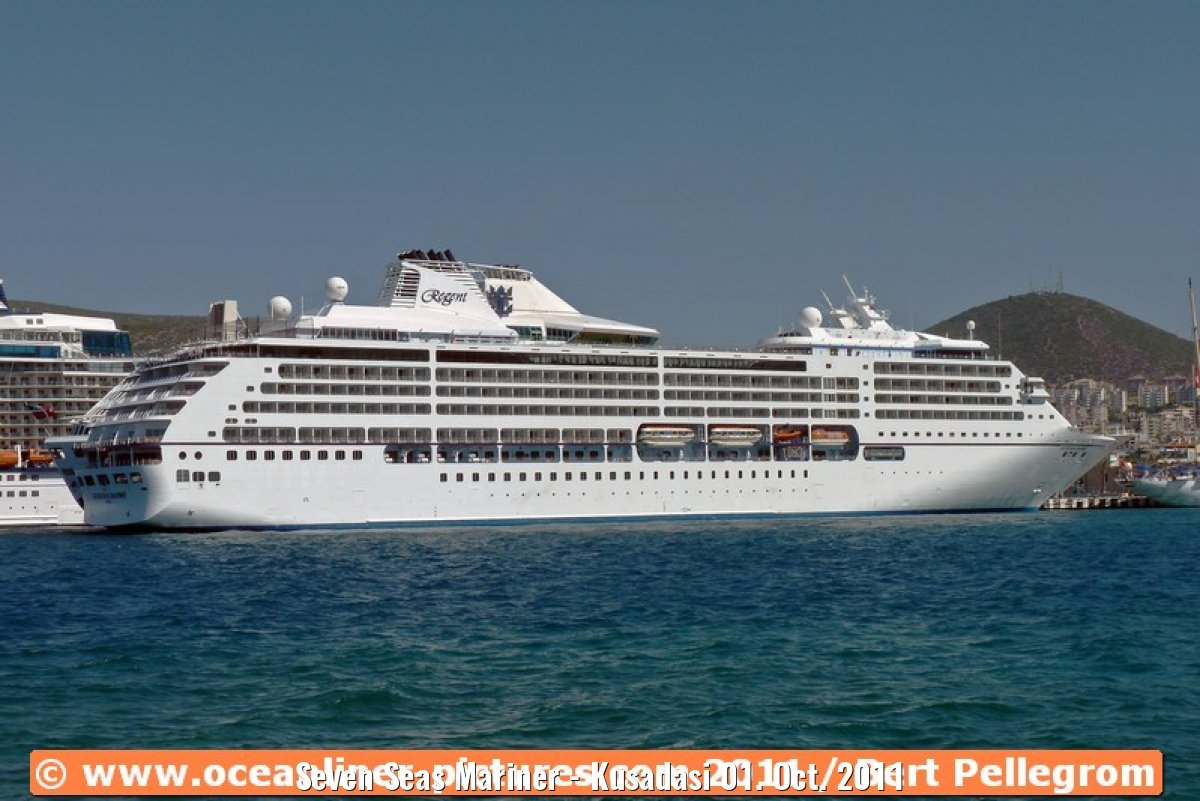 Seven Seas Mariner - Kusadasi 01. Oct. 2011
