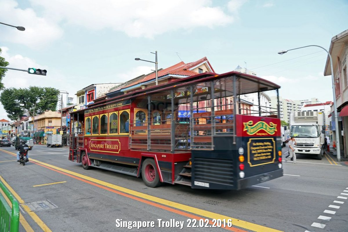 Singapore Trolley 22.02.2016