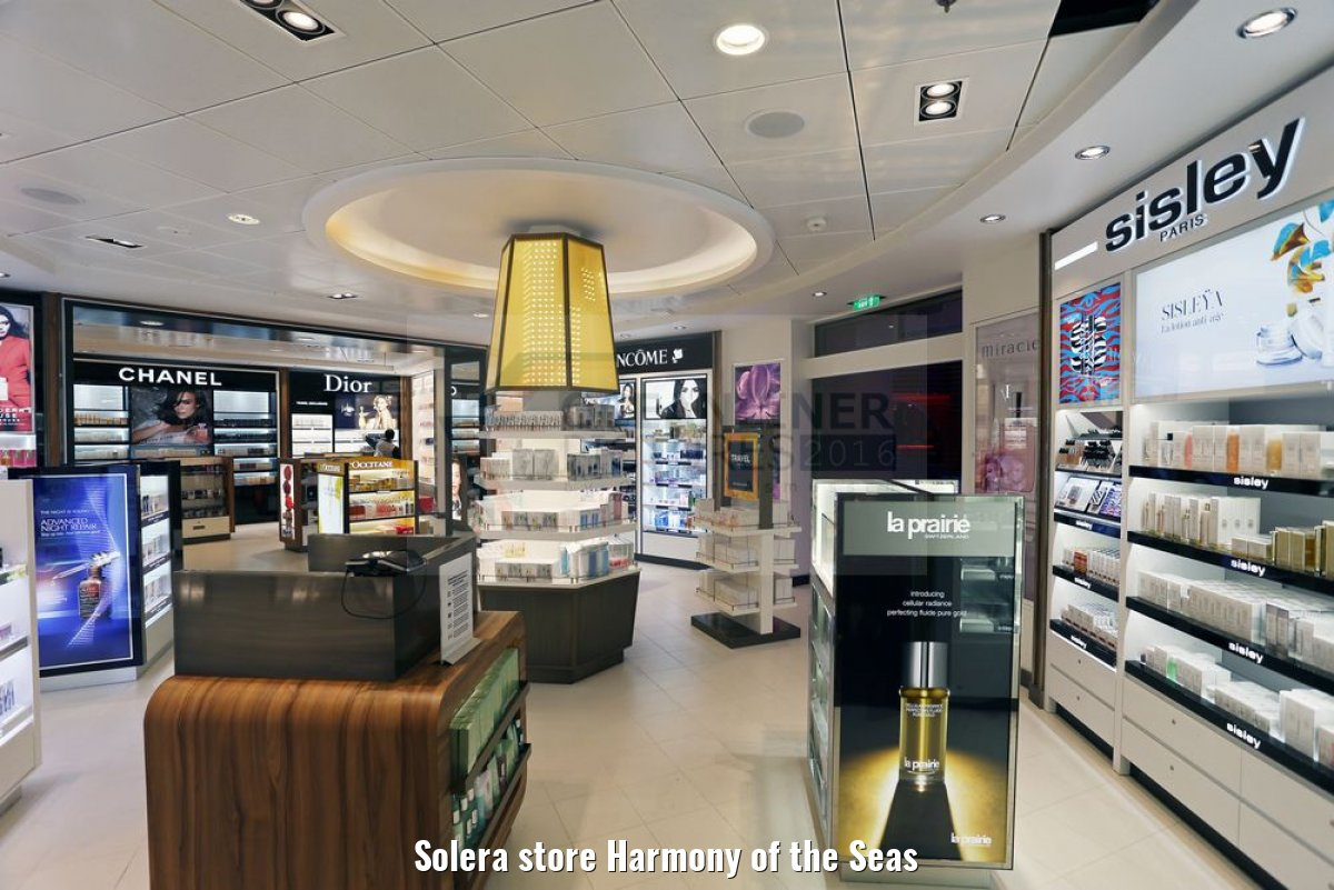 Solera store Harmony of the Seas