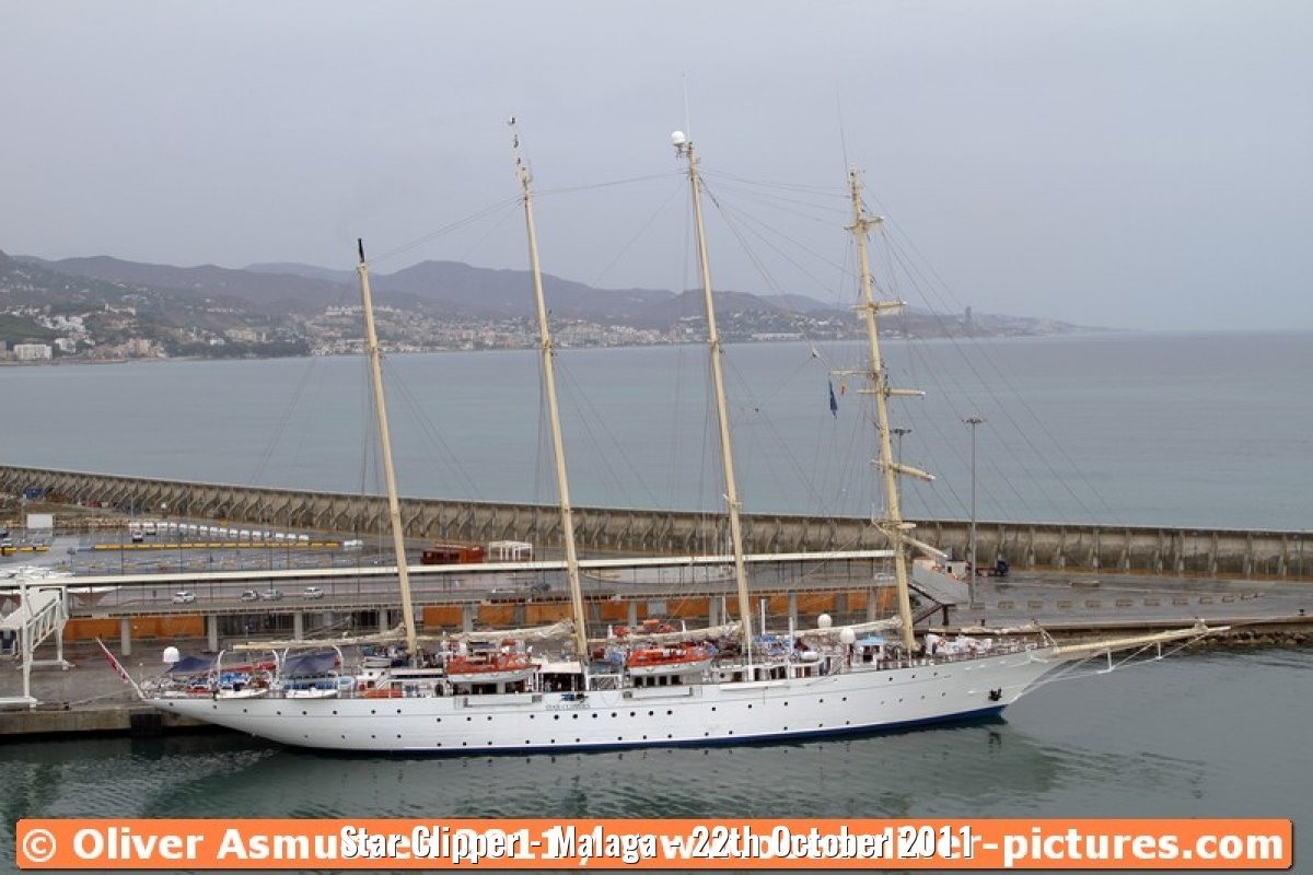 Star Clipper - Malaga - 22th October 2011