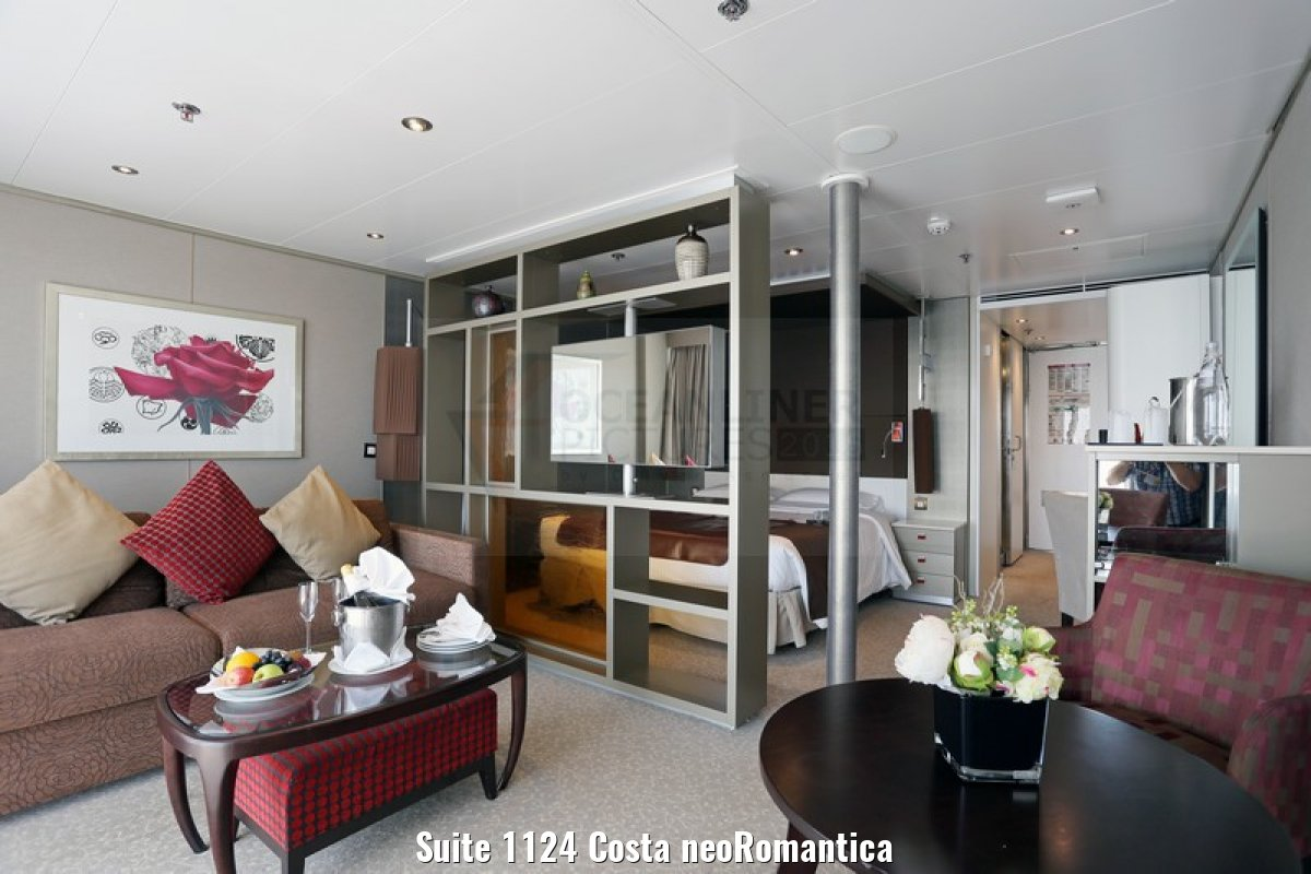 Suite 1124 Costa neoRomantica