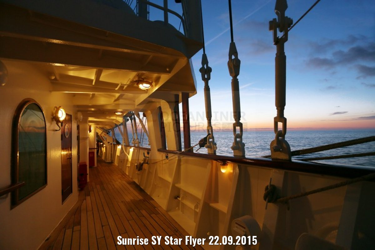 Sunrise SY Star Flyer 22.09.2015