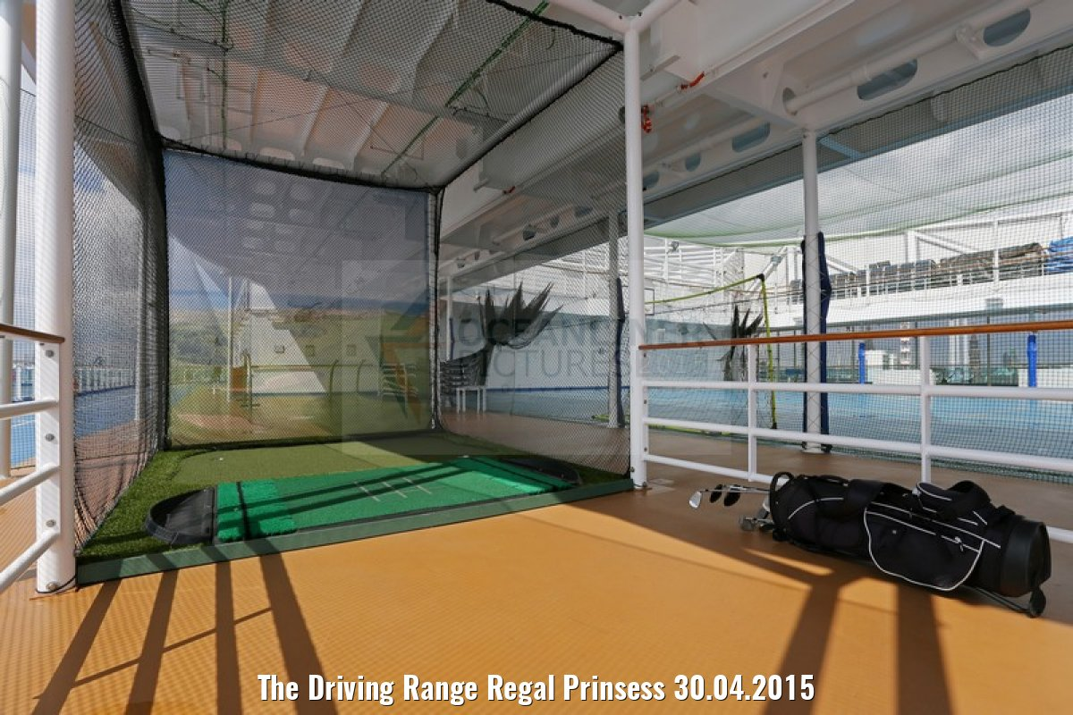 The Driving Range Regal Prinsess 30.04.2015