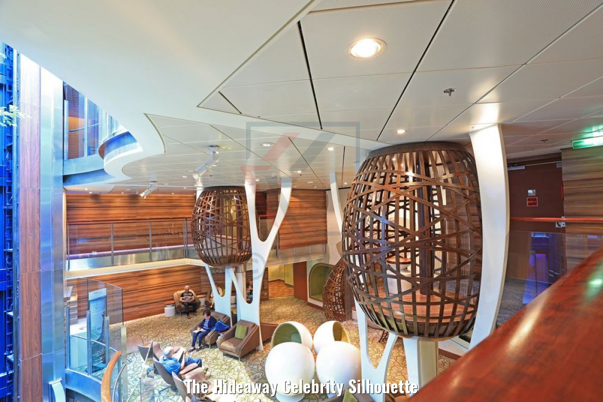 The Hideaway Celebrity Silhouette