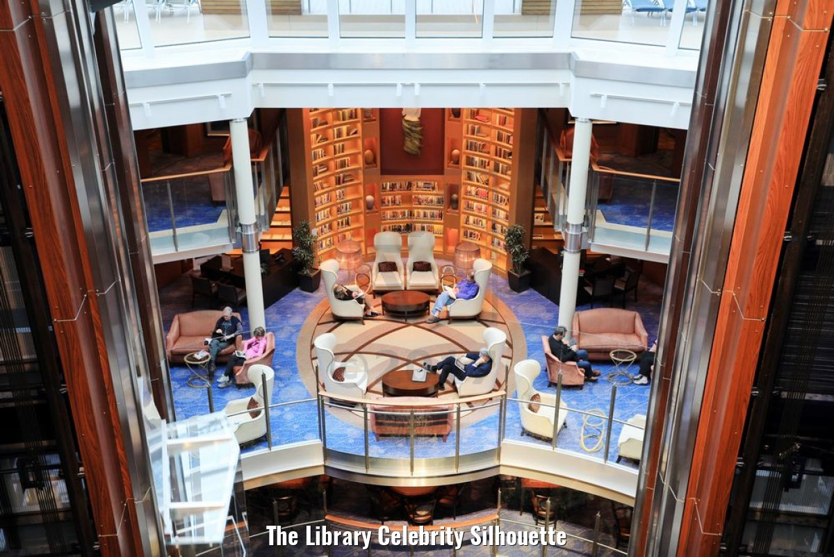 The Library Celebrity Silhouette