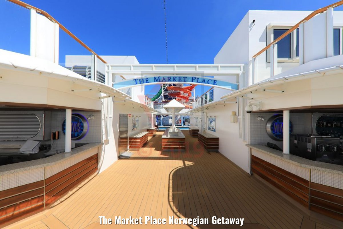 The Market Place Norwegian Getaway
