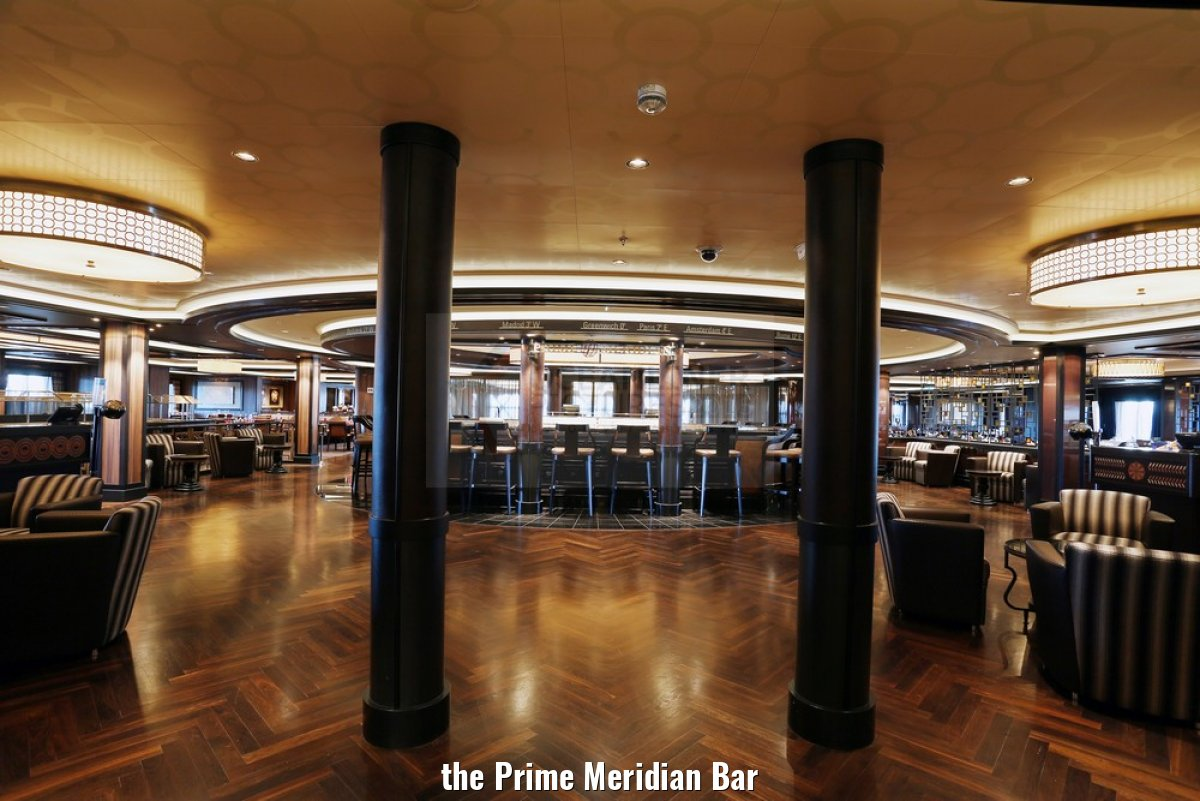 the Prime Meridian Bar