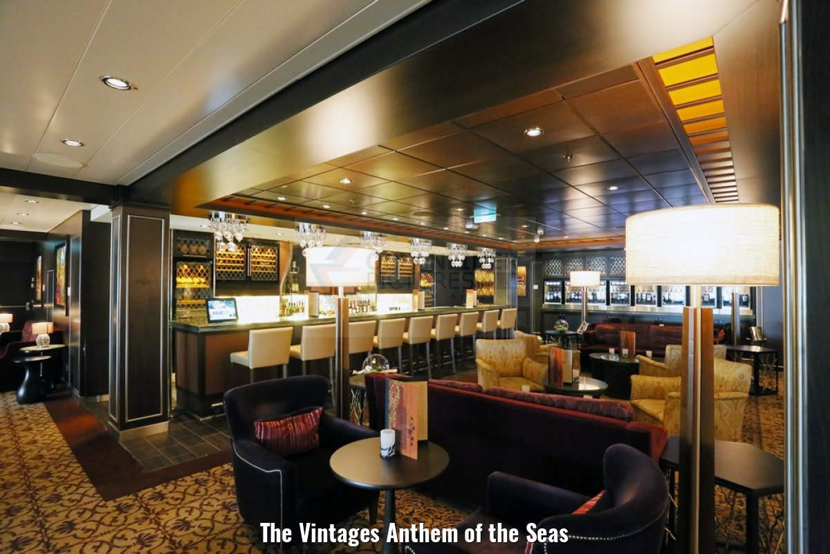 The Vintages Anthem of the Seas
