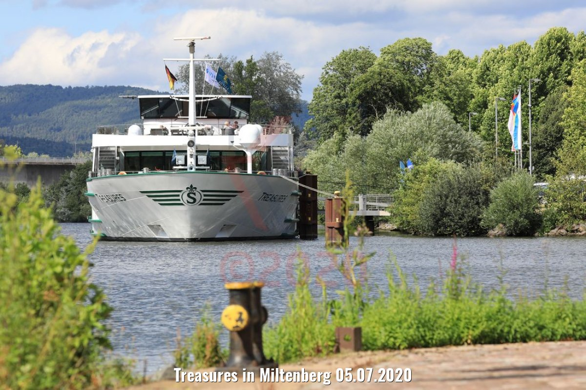 Treasures in Miltenberg 05.07.2020