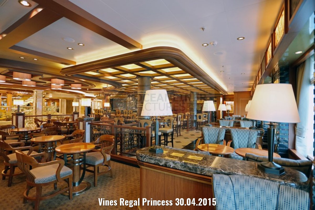 Vines Regal Princess 30.04.2015