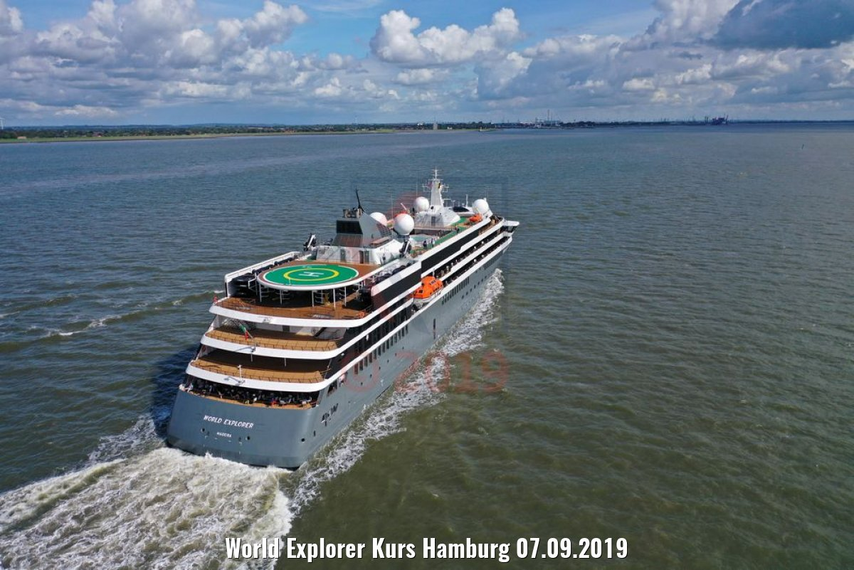 World Explorer Kurs Hamburg 07.09.2019